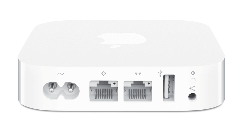 AirPort Express 2012 met AirPlay