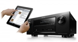Denon receiver met AirPlay