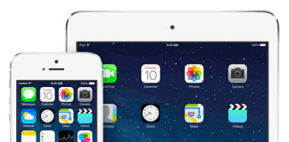 nieuwe ios 7 features ipad 3