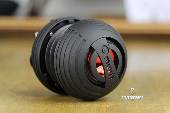 muvit mini portable speaker review liggend